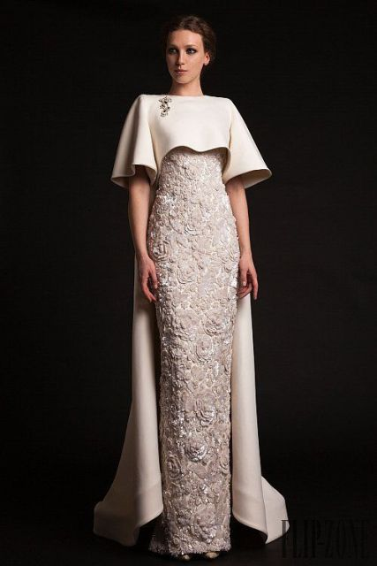 Long Dress Boat Neck 2019