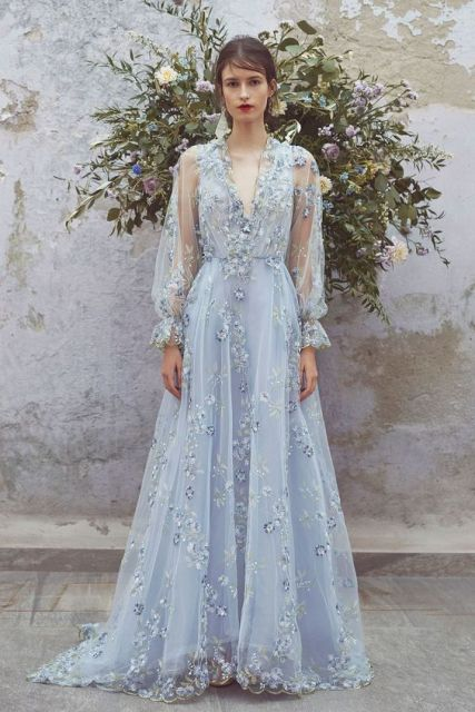 Long Dress Modern Dan Terbaru 2019