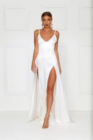Model Dress Slip Style Modern 2019