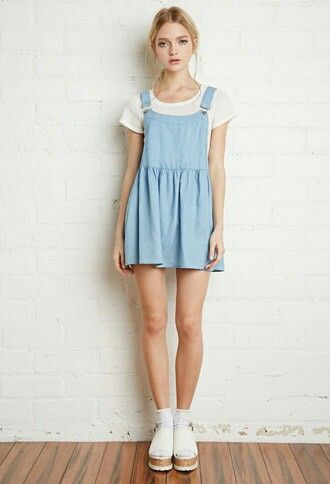 Denim Dress Overall 2019