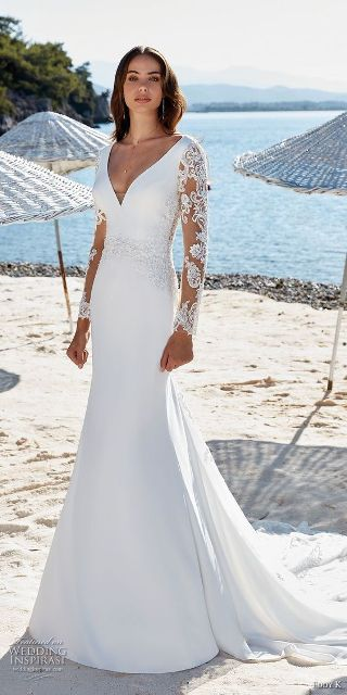 Wedding Dress Brokat 2019