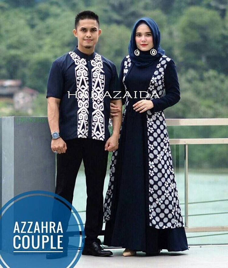 Baju Batik Couple 2019