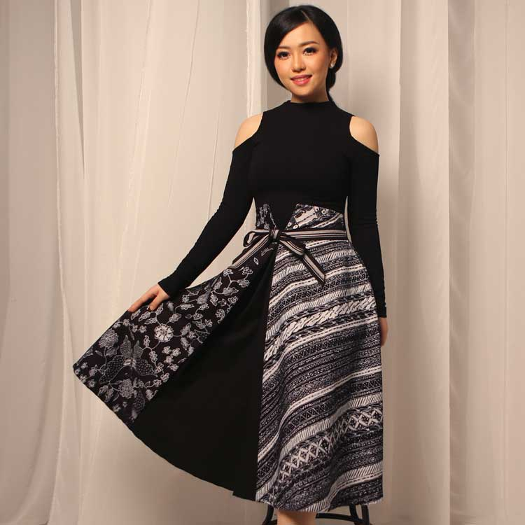 Dress Batik Terkini