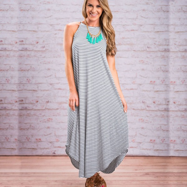 Maxi Dress Casual