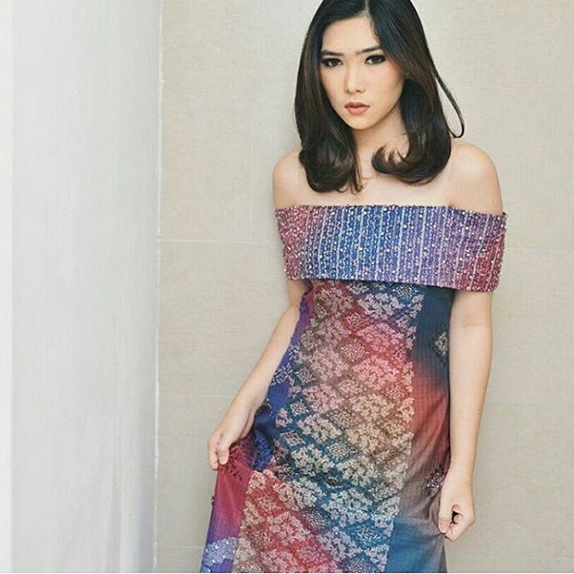 Model Dress Batik Terkini
